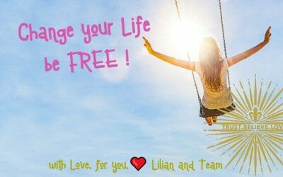 Change your life – be free!
